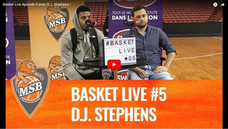 DJ invité de Basket Live