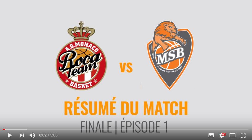 Monaco vs MSB - Finale | #1