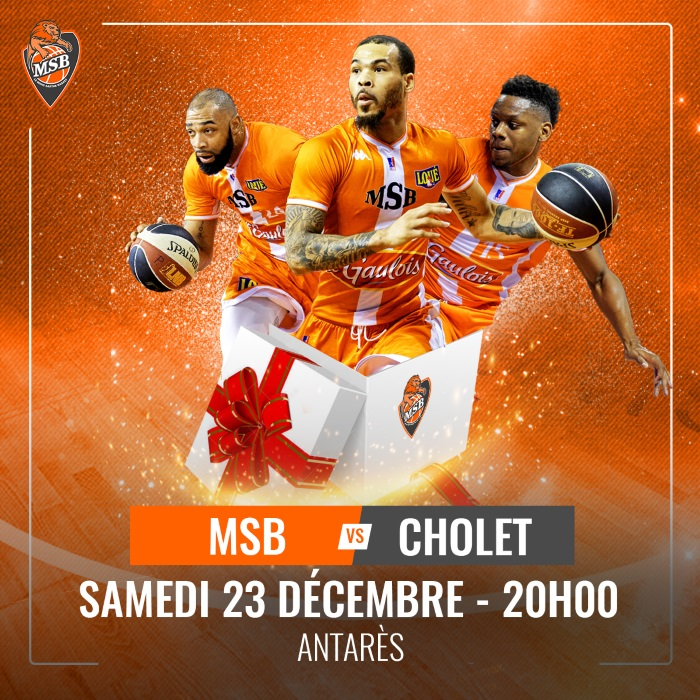 Billetterie Match de Noël 2 BD