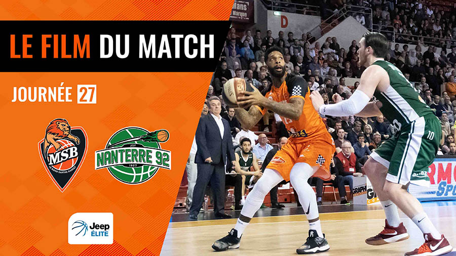 MSB vs. Nanterre | Le film du match