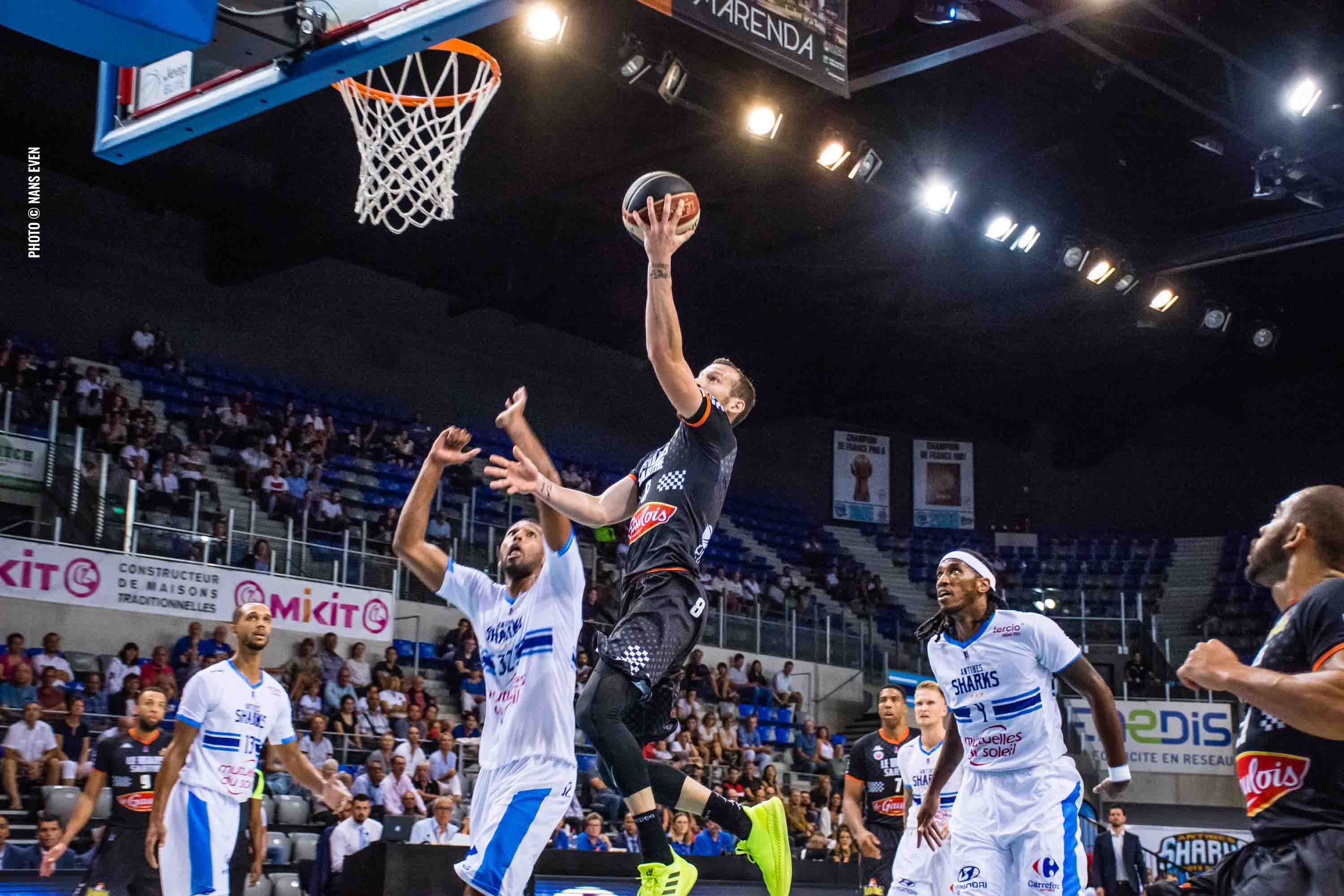 antibes VS msb