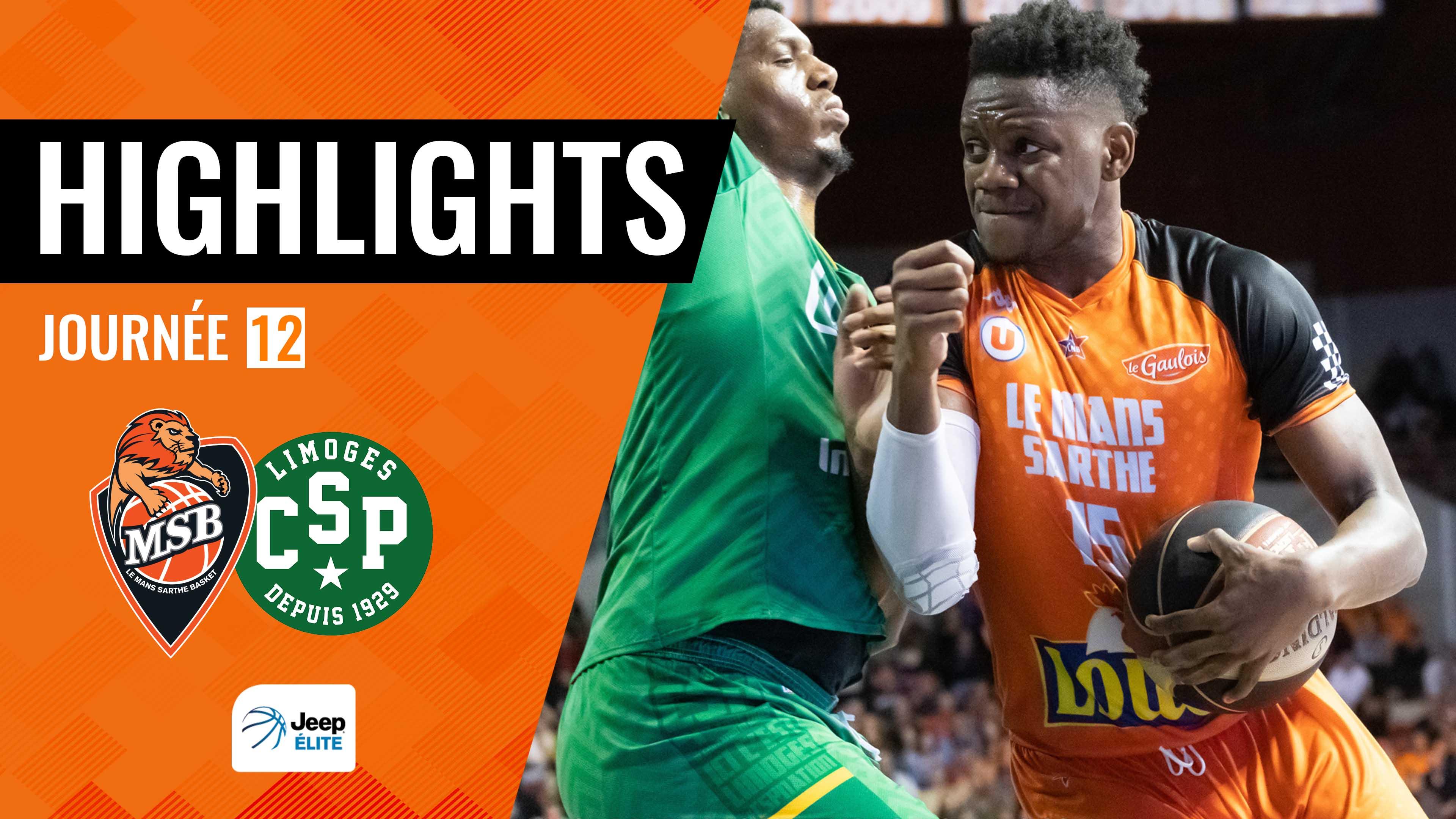Highlights MSB - Limoges