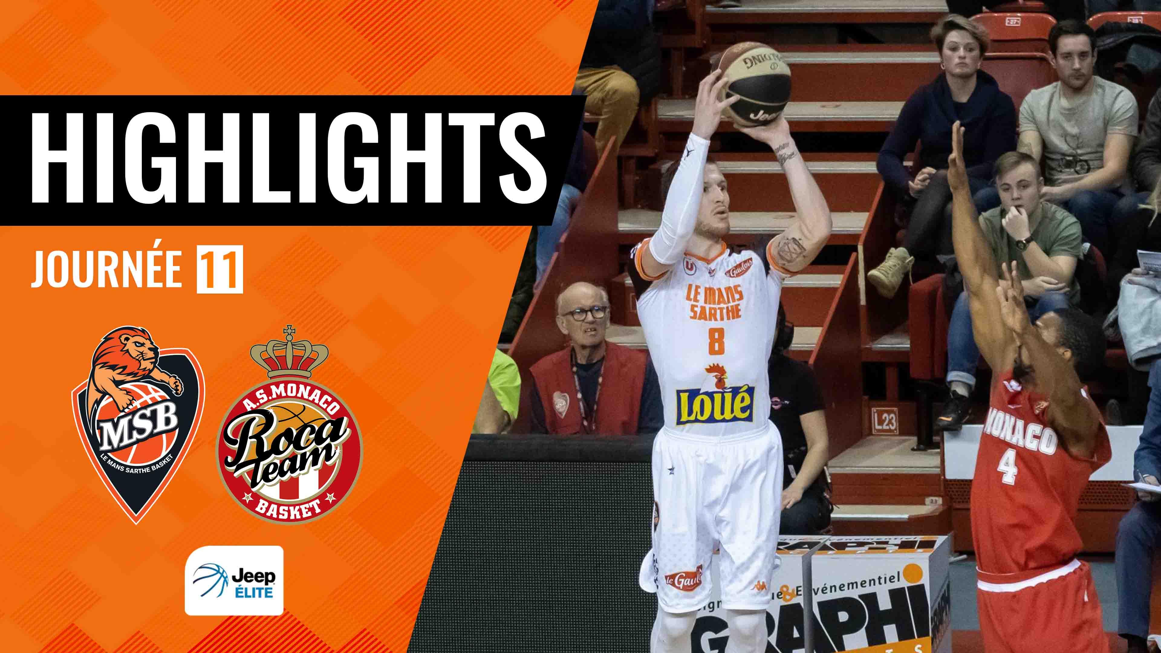 Highlights MSB - Monaco