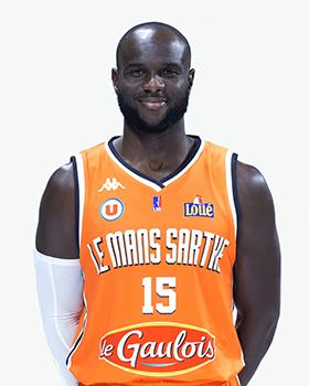MSB Le MANS Officiel Domicile 2018-2019 Maillot de Basketball Enfant