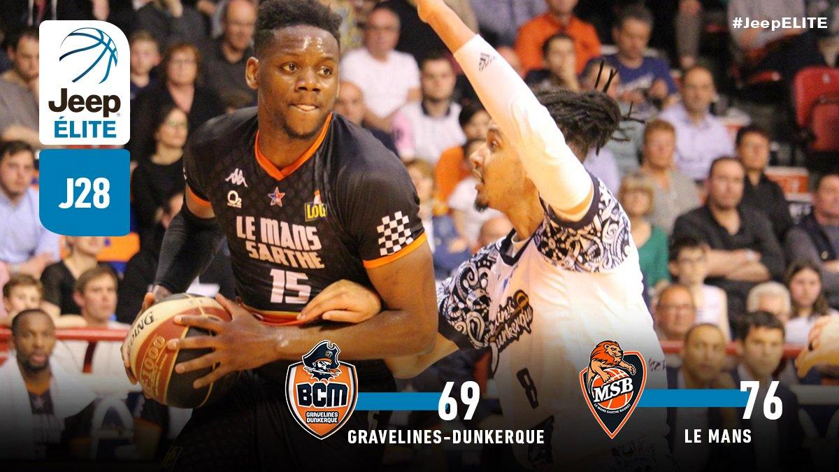 Gravelines-Dunkerque vs. MSB | Highlights
