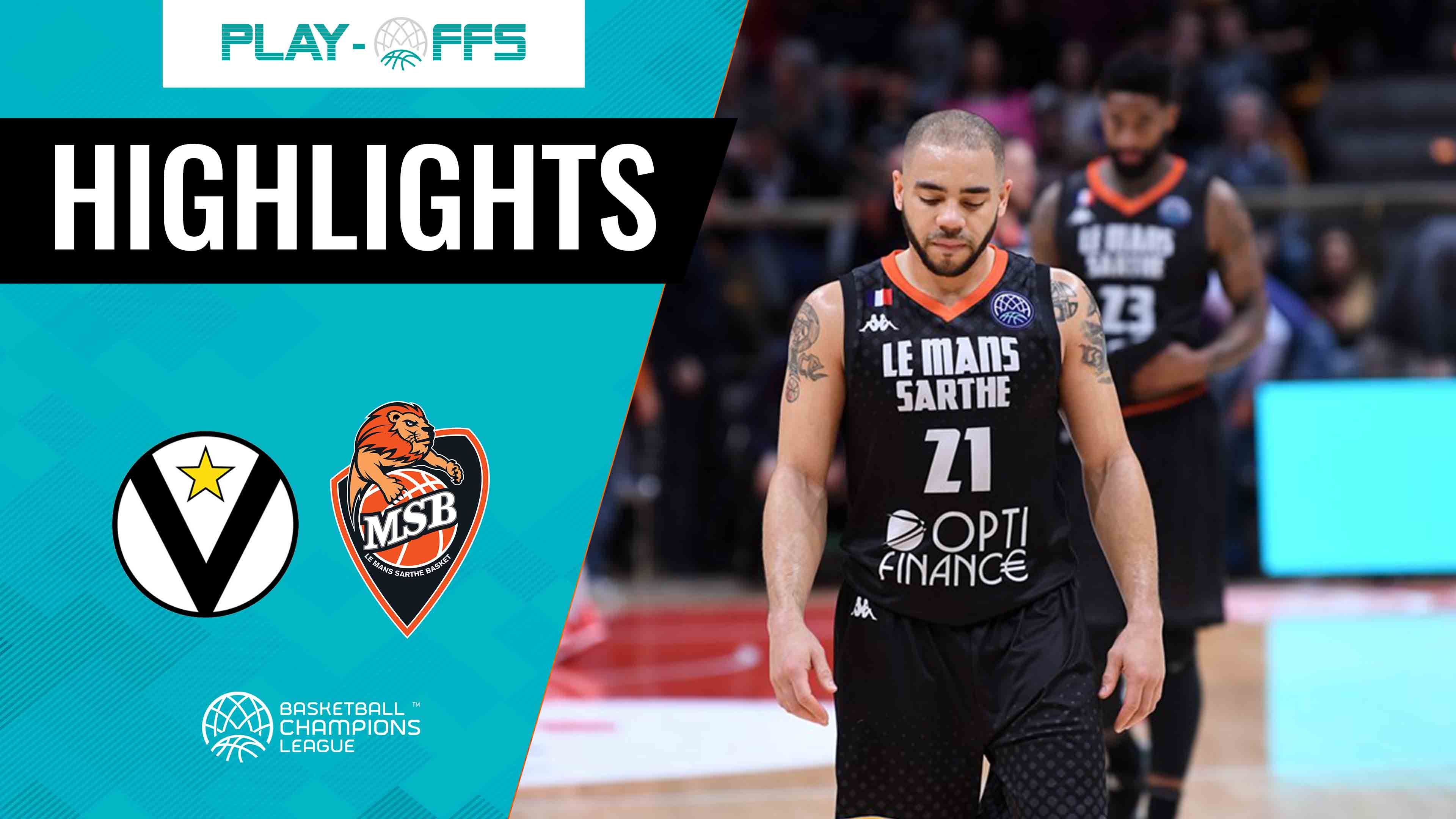 Bologne vs. MSB | Highlights