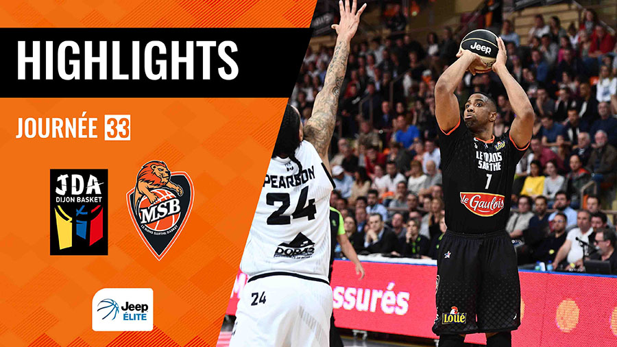 Dijon vs. MSB | Highlights