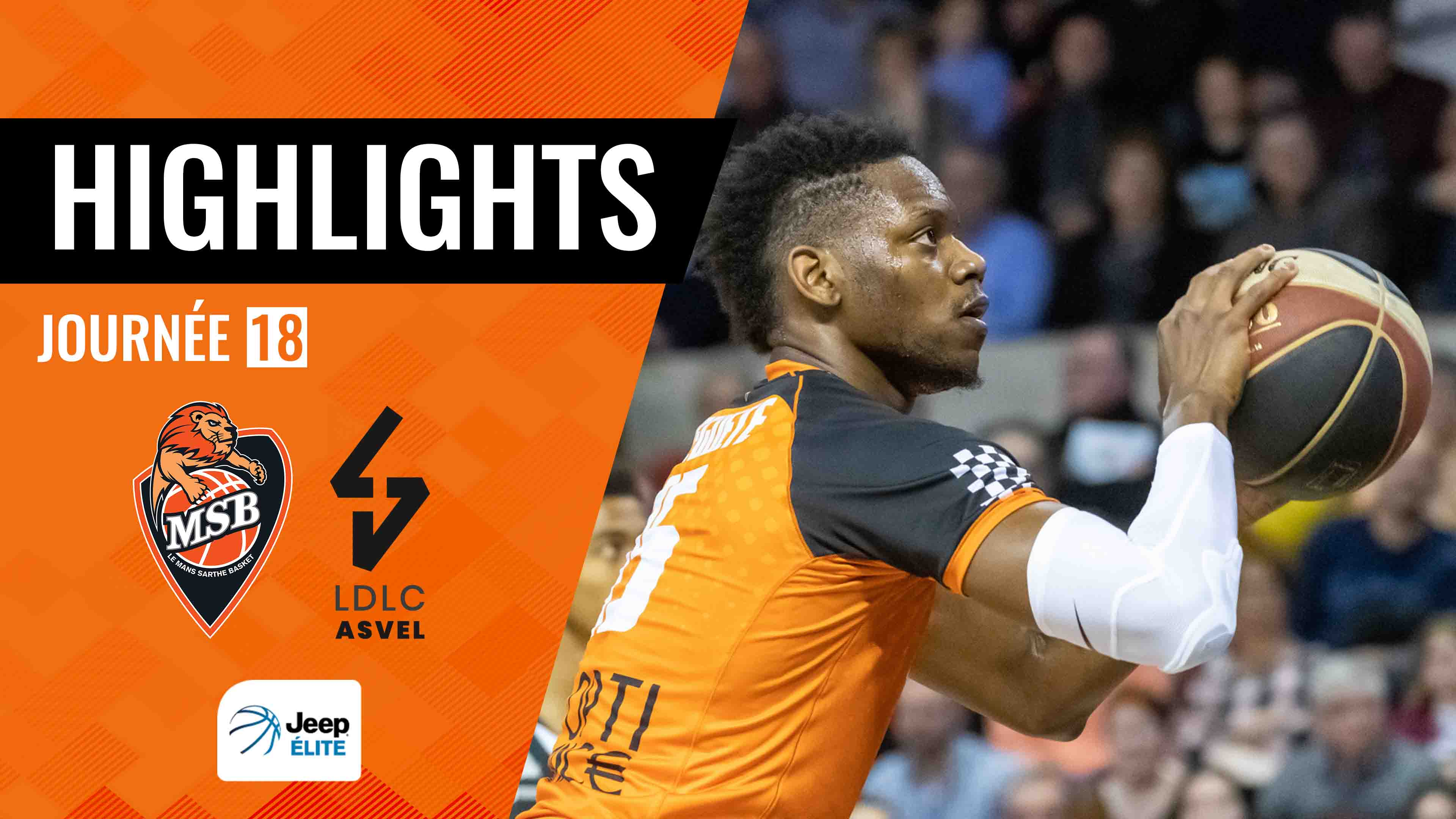 MSB vs LDLC Asvel | Le film du match