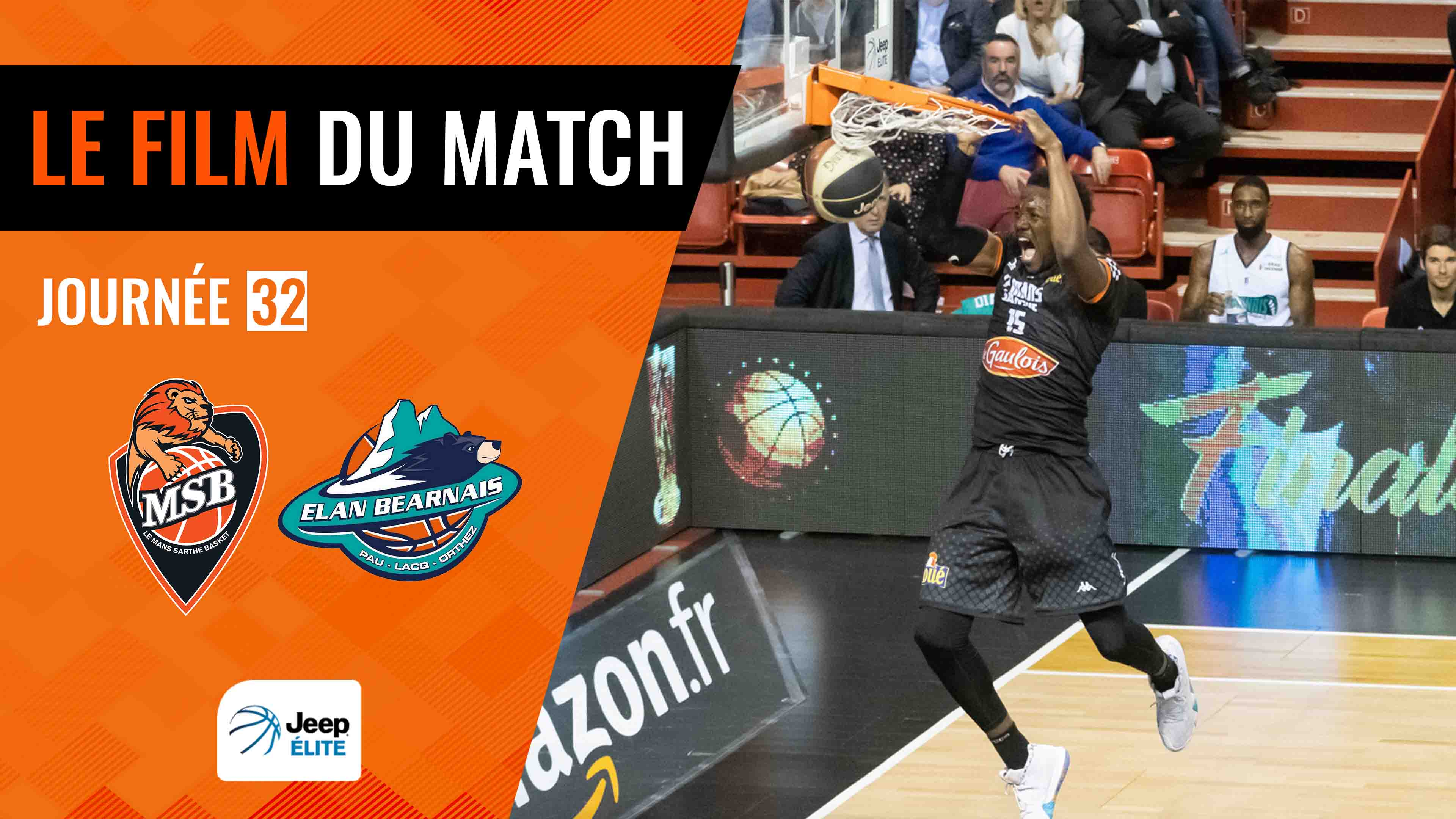 MSB vs. Pau-Lacq-Orthez | Le film du match