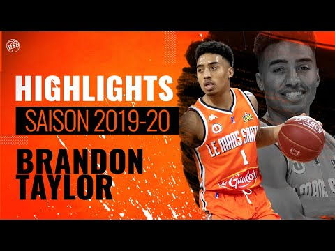 Highlights Brandon Taylor | Saison 2019-20