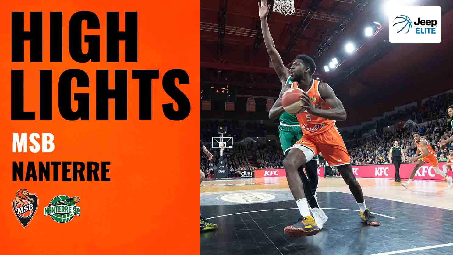MSB - Nanterre | Highlights