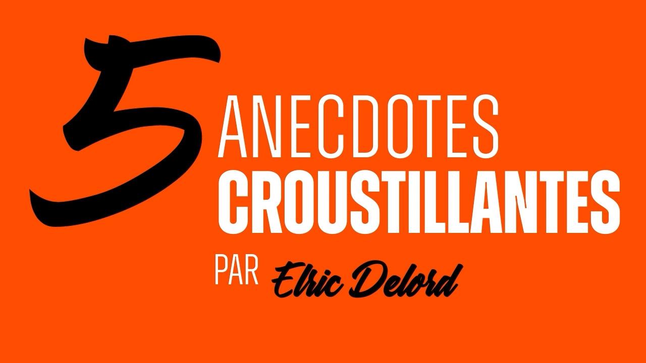 5 ANECDOTES CROUSTILLANTES DU COACH