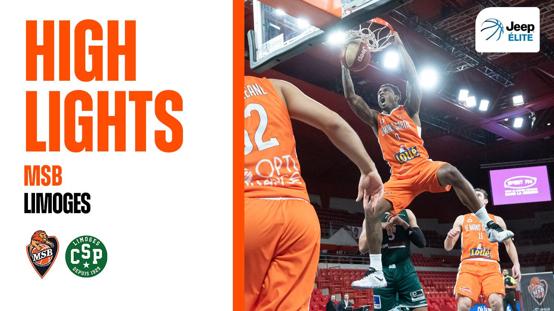 Highlights | MSB - Limoges