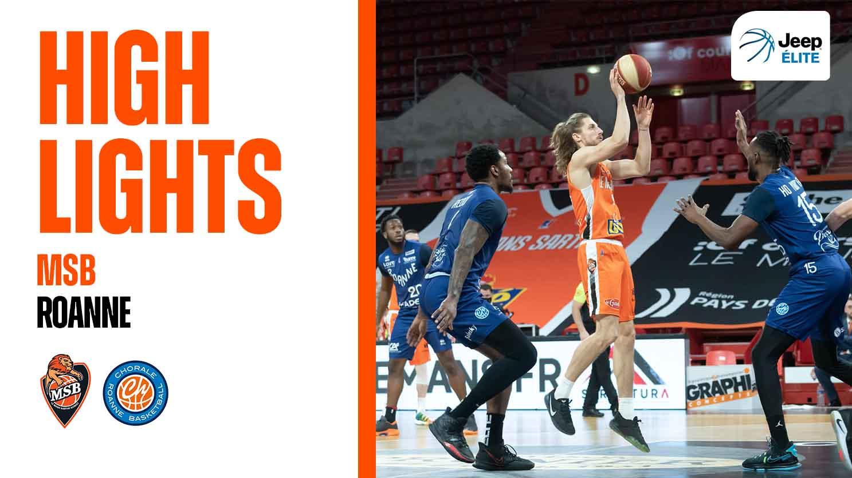 Highlights | MSB - Roanne