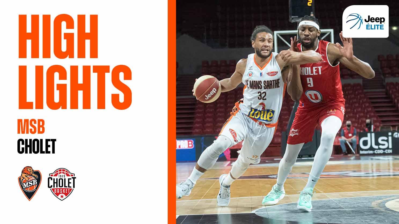 Highlights | MSB - Cholet